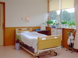静養室のイメージ